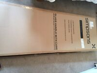 Simpsons Bifold Shower Door - brand new in box 600mm