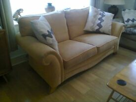 Two-Two Seater Settees-Great Condition-Length 78ins