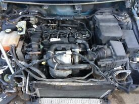 Ford Focus mk2 pre facelift 1.6 tdci engine and gearbox