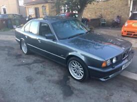 1990 BMW E34 535I SPORT AUTO GREY