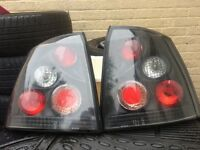Vauxhall Astra back rear tail lights in good working order