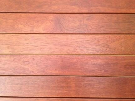 70x19mm FJ Merbau Decking Screening Hardwood - 5.4m Lengths ONLY Ingleburn Campbelltown Area Preview