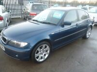 BMW 318i SE Auto,1995 cc 4 door saloon,rare auto,2 keys,FSH,clean tidy car,runs and drives well,