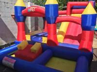 Bebop bouncy castle