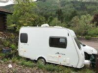 Ariva Lunar 2 Berth Tourer Caravan 2008 for Sale