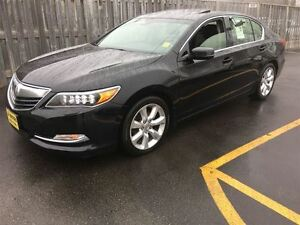 2014 Acura RLX Automatic, Leather, Back Up Camera,
