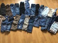 Baby boy's clothes bundle 12-18 months