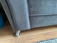 2x two seater settees