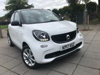 Smart forfour 1.0 passion 5 dr (start/stop 2017
