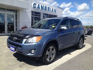 2009 Toyota RAV4 Sport w/ All-Wheel-Drive