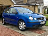 VW Polo 1.2 SE 5 door