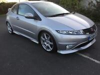 Honda Civic CIVIC TYPE-R (silver) 2008