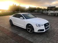 Audi A5 Coupé Black Edition - S Line 1.8 TFSI 170 PS 6 speed 2dr