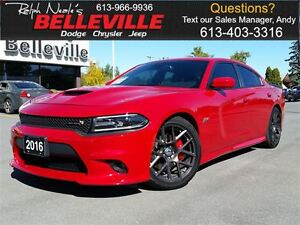 2016 Dodge Charger R/T Scat Pack-Fully Loaded!