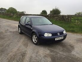 04 Vw golf 1.6 final edition
