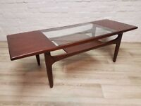 G-plan Fresco Coffee Table (DELIVERY AVAILABLE FOR THIS ITEM OF FURNITURE)