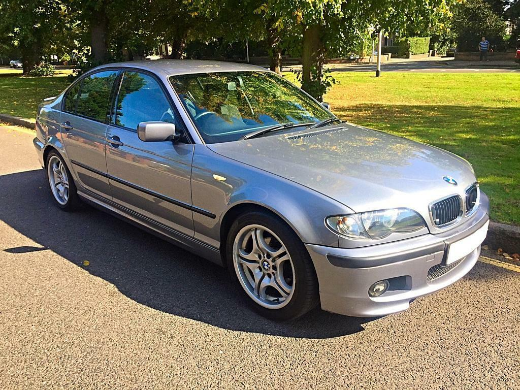 2005 BMW 318i M Sport Automatic  89k  FSH  HPI Clear  Great