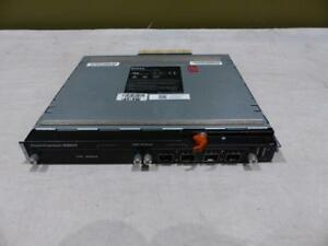 Dell PowerConnect M8024 Blade Switch - Managed Layer 3 - 10Gb Ethernet - (4) SFP Ports - W9XC3