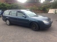 Ford mondeo estate 1.8 diesel