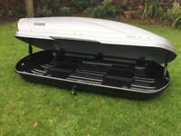 Thule Motion 200 Roof Box - used, good condition