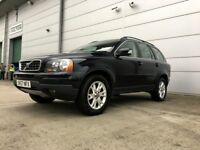 Volvo XC90 2.4 D5 SE Estate Geartronic AWD 5dr | 1 OWNER | 1 YEAR MOT | 2 KEYS |REDUCED FROM £8495