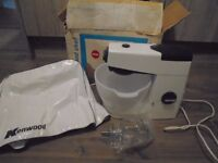 KENWOOD MIXER A701A NEVER BEEN USED VINTAGE 80'S