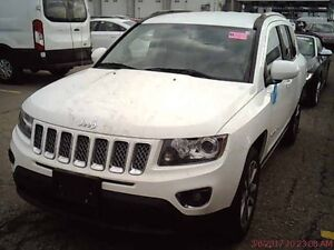 2014 Jeep Compass LTD / LEATHER / NO PAYMENTS FOR 6 MONTHS !!