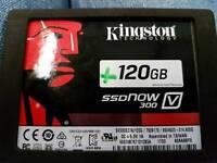 """Kingston SSD 2.5"""" 120GB Hard Drive"""