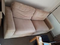 Sofa and armchair with free Glasgow delivery