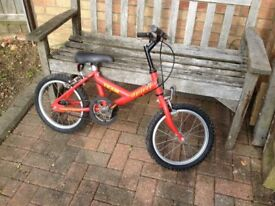 Childs Cycle Age 5/7 ?