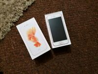 Apple iPhone 6s 32gb rose gold Vodafone brand new unused with box