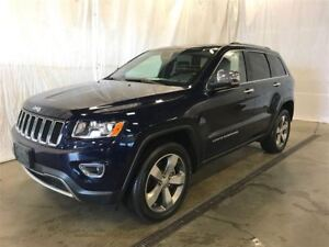 2016 Jeep Grand Cherokee Limited +Démarreur