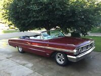 1964 Ford Galaxie xl500 convertible