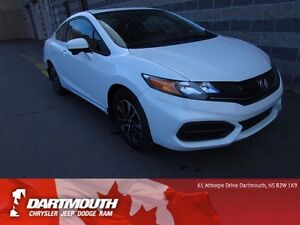 2014 Honda Civic EX / COUPE / SPORTY