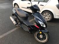 Pulse Lightspeed 2 2013, 125cc ,New mot
