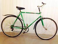 Vintage Lightweight City Bike.. 10 speed serviced