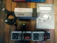 NES Classic: Mini (official)