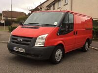 *** ford transit 2009 110 1 owner swap px ***