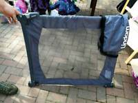 Travel Baby gate, collapsible