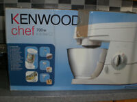 Kenwood Chef KM310 brand new, never used Food Processor/Mixer £180