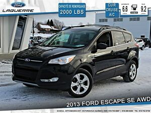 2013 Ford Escape **SE*AWD*AUTOMATIQUE*CUIR*CRUISE*A/C**