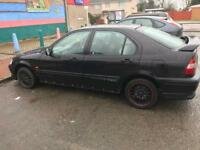 Honda Civic b18c4 vti-s breaking