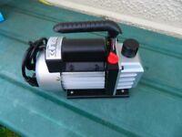 TMS Single-stage Rotary Vane Vacuum Pump.