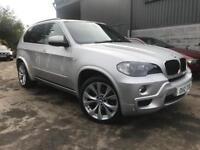 2010 BMW X5 X-DRIVE 3.0D M-SPORT 7 SEATS FINANCE AVAILABLE