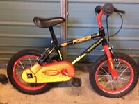 Red Apollo Force Childrens Bike for Sale ( 5-10 Aged Group )
