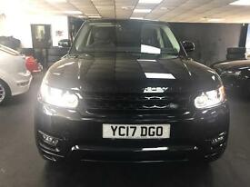 """LANDROVER RANGE ROVER SPORT 3.0V6 HSE. 7 SEATS PANORAMIC ROOF 22""""ALLOYS"""