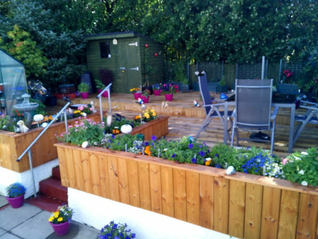 Garden Sheds East Kilbride timber decking and fencing supplied and fitted+++++++ | in east