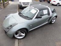 Smart Roadster Coupe Convertible - Great condition / loads of optional extras / FSH / 10 Months MOT