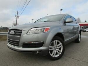 2009 Audi Q7 3.6 (Tiptronic) AWD BLUETOOTH CUIR MAGS!!