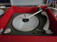 retro record player for sale